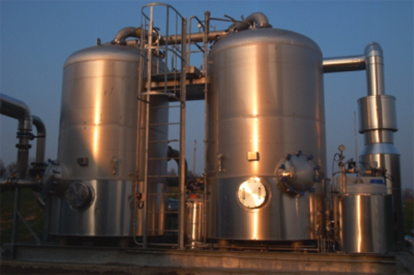 InFerros®105 – Khử mùi trong phân hủy sinh học