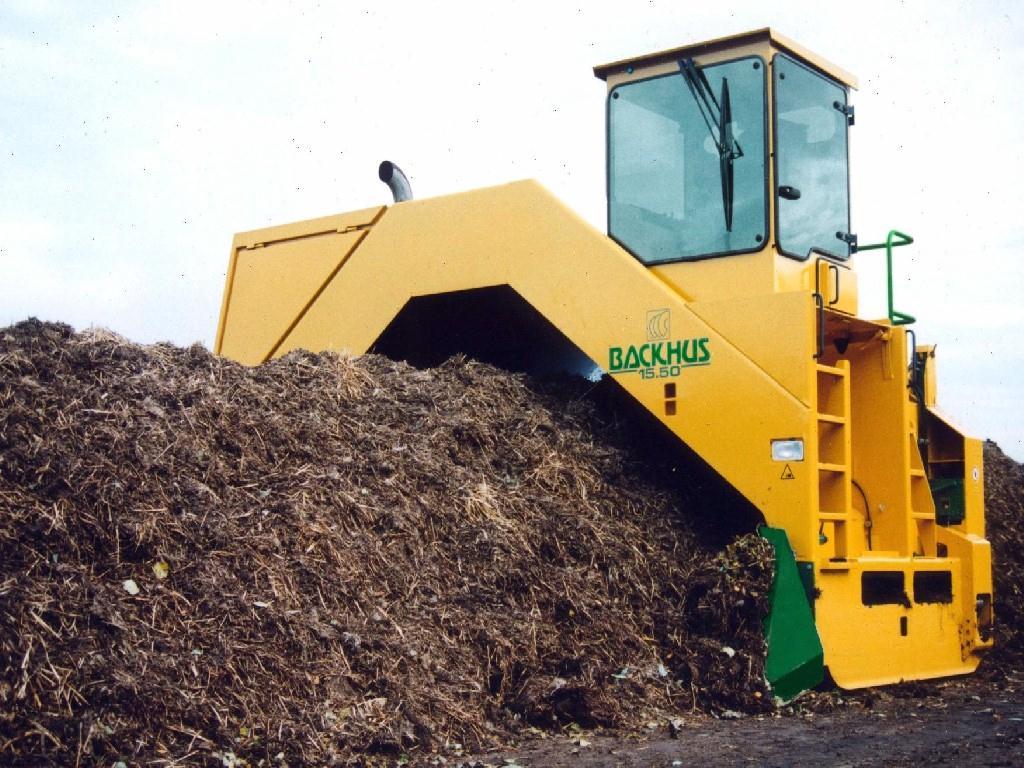 PICOM-MBT – Xử lý chất thải rắn sinh hoạt, công nghiệp