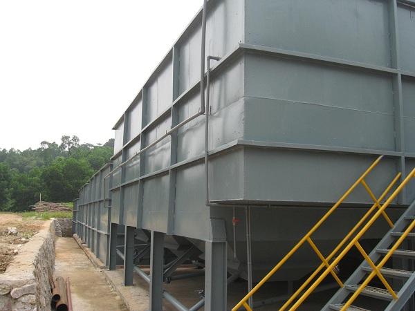 Thiết kế, xây dựng trạm xử lý nước thải  nhà máy giấy Yên Bình – Yên Bái công suất 2000m3/ngày.đêm