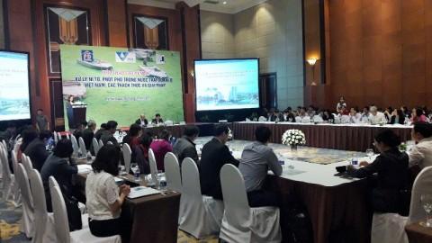 Hội thảo Xử lý Ni tơ và Phốt phát trong nước thải đô thị