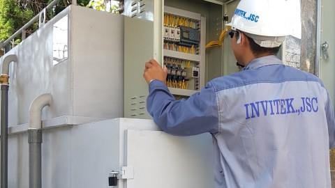 Lắp đặt hệ thống xử lý nước thải quy mô nhỏ tại Công ty TNHH bao bì VOION công suất 8m3/ngày đêm