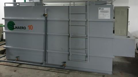 Lắp đặt hệ thống xử lý nước thải sinh hoạt tại tòa nhà PVCombank chi nhánh Hải Phòng