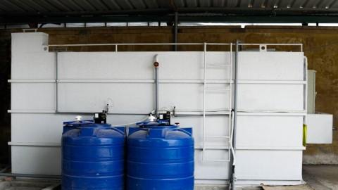 Lắp đặt hệ thống xử lý nước thải Inaero cho Công ty Cổ phần Baltic – Hải Dương công suất 20m3/ngày đêm